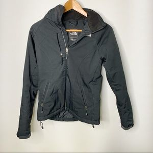 The North Face Black Zip Up Jacket XS
